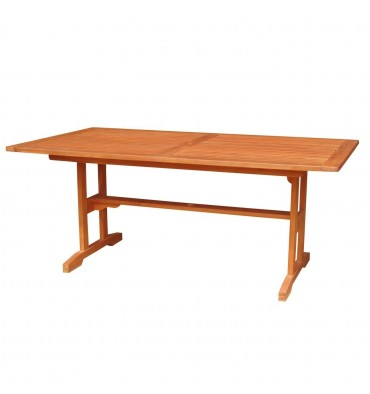 T-53939 Outdoor Dining Table   4072   Oil Dipped