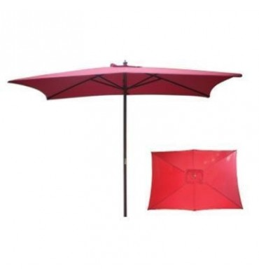 9' Rectangular Umbrella