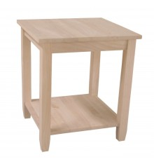 OT-6E Solano End Table NEW