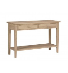 OT-8S Spencer Sofa | Entry Table with Drawers