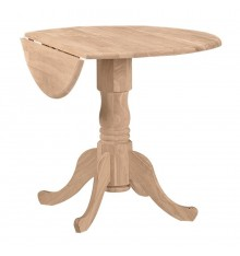 T-36DP Dropleaf Pedestal Table