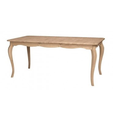 T-4060XBF Country French Butterfly Extension Table