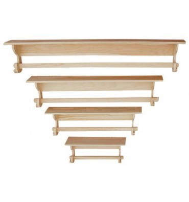 Quilt Shelf - Options