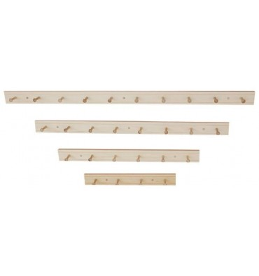Coat Peg Rack - Options
