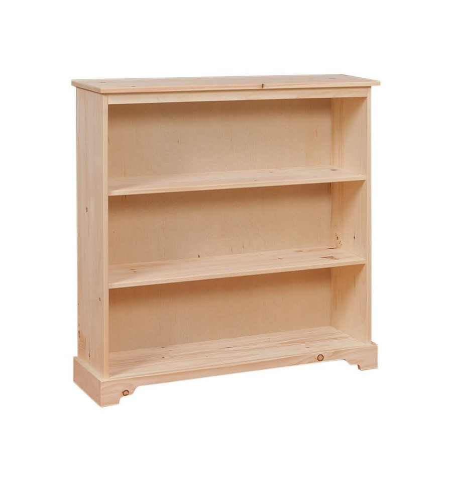 Primitive Bookshelf 3 Tier Options Woodn Things Furniture – Tier Bookcase