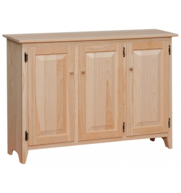 3 Door Catch All Cabinet