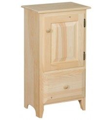 Hunter Cabinet - 1 Door 1 Drawer