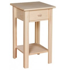 Side Table - Drawer - Small