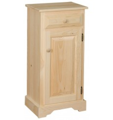 Cabinet - 1 Door & 1 Drawer