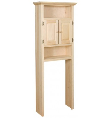 étagère - Over the Toilet Cabinet - Wood'n Things Furniture ...