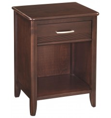 1103 Pacific 1 Drawer Nightstand