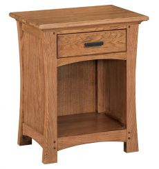 1202 Prairie City 1 Drawer Nightstand