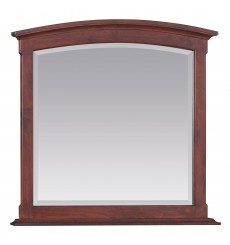 1503 Cascade Arched Beveled Mirror