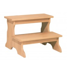 100W Two Step Foot Stool