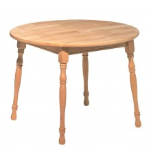 262W Round Kid's Table