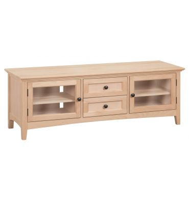 2079 McKenzie 2 Drawer TV Console