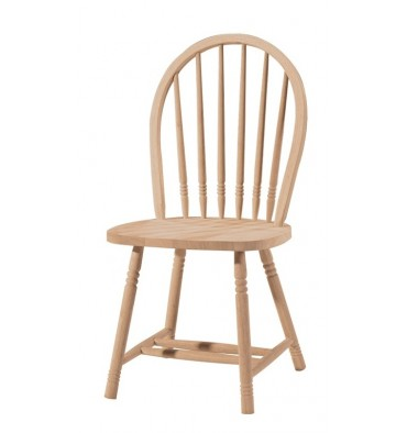 114 Spindle Back Jr Windsor Chair