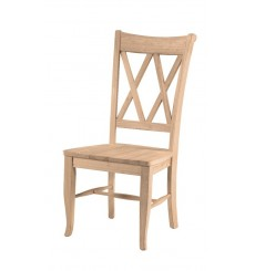 Double XX Back Chairs