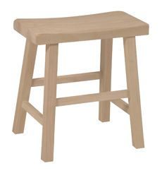 S-68 Saddle Seat Stools