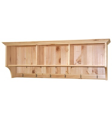 [51 Inch] Westport Storage Wall Shelf
