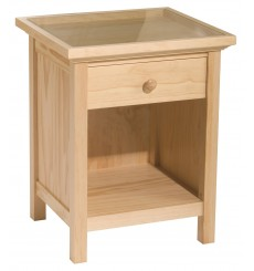 [21 Inch] Keepsake Side Table