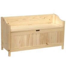 [42 Inch] Northwoods Storage Bench