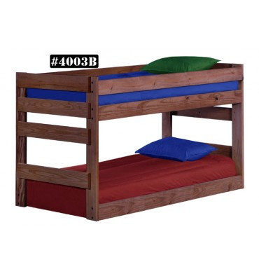 Twin Bottom Bunk Bed