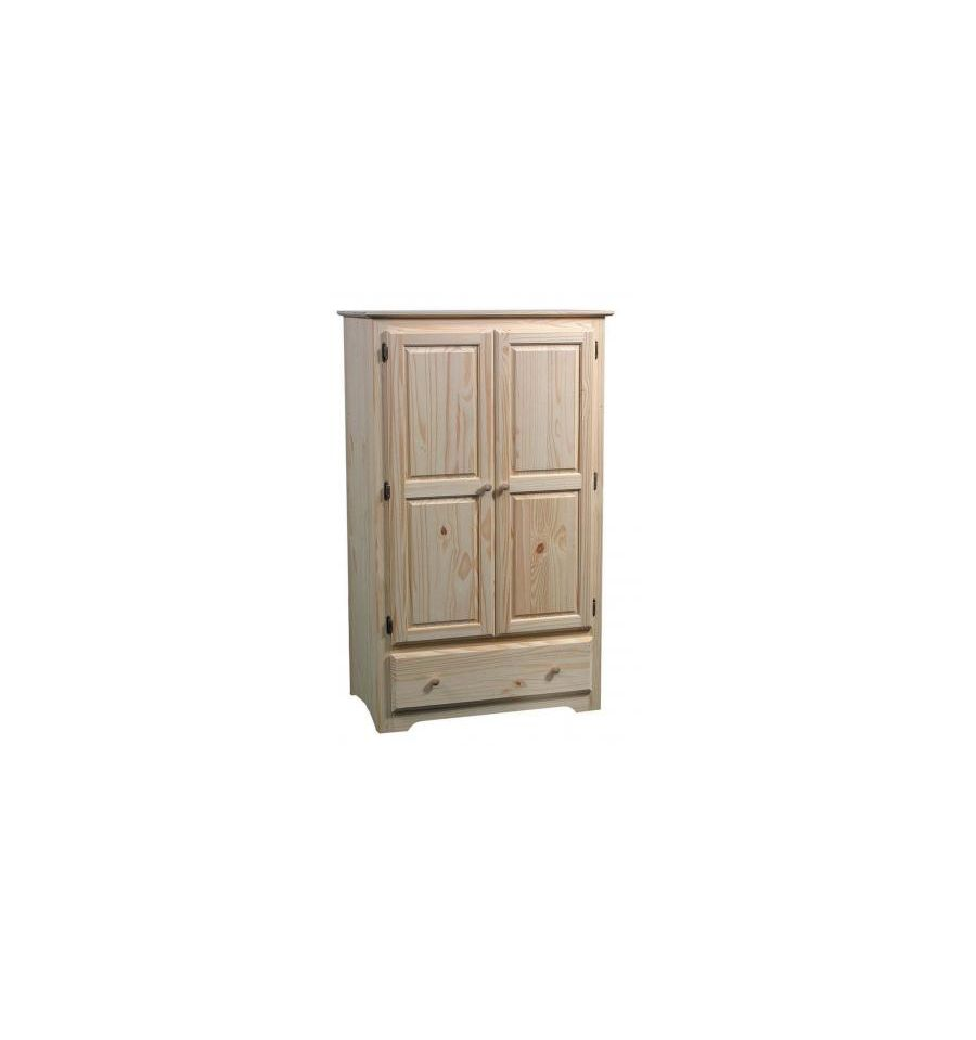 35 inch afc shaker wardrobe tv armoire wood 39 n things for Entertainment armoire
