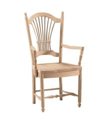 Sheaf Back Arm Chairs