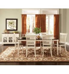 [84 Inch] Camden Butterfly Dining Table