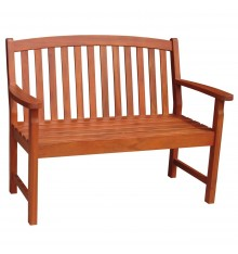 2-Seater Bench | Oil Dipped