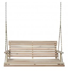 2-Seater Porch Swing (unfinished)