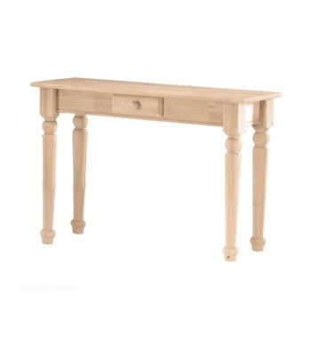BJ7S Traditional Sofa   Entry Table