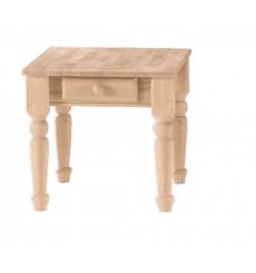 BJ7TE Traditional End Table
