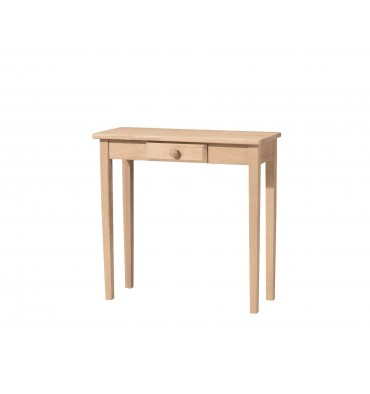OT-3012 Shaker Sofa | Entry Table with Drawer