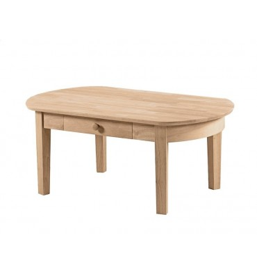 OT-5C Phillips Oval Coffee Table