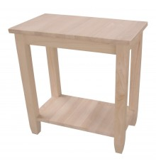 [24 Inch] Solano Accent Table