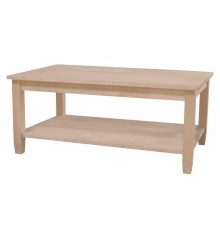 [42 Inch] Solano Coffee Table