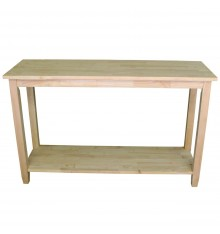[48 Inch] Solano Sofa Table
