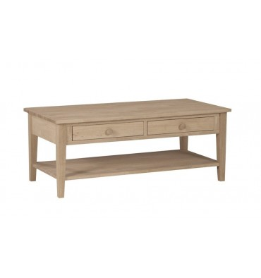 OT-8C Spencer Coffee Table with Drawers