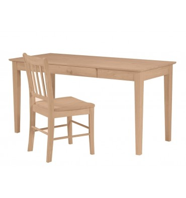 OF-42 Writing Table Desk with Drawer