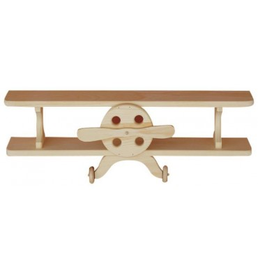 [39 Inch] Airplane Shelf