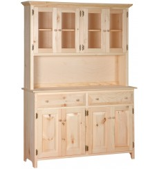 Primitive Lancaster Hutch - Size Options