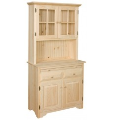 Country Hoosier Cabinet