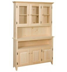 Hunt Board Hutch - Options