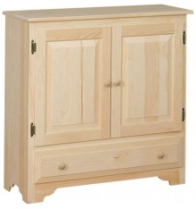 [36 Inch] Countryside Hutch Bottom