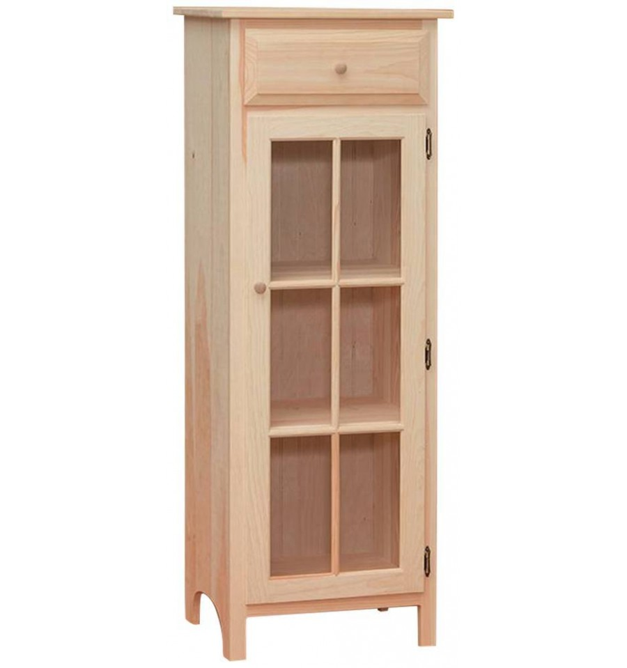Jelly Cabinet Glass Door Woodn Things Furniture Gretna La