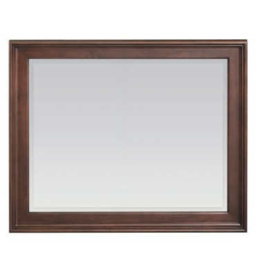McKenzie Rectangular Mirror (caffe)