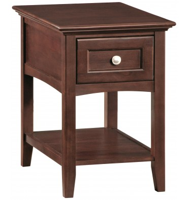 McKenzie Chair Side Table (caffe)