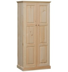 [32 Inch] Franklin 2 Door Pantry